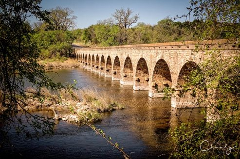 17 Arch Limestone Bridge © Imagery by Charly™   All Rights Reserved