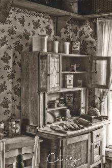 1800s Kitchen © Imagery by Charly™ | All Rights Reserved