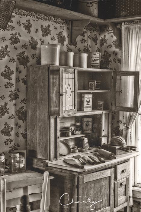 1800s Kitchen © Imagery by Charly™   All Rights Reserved