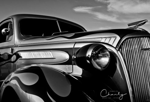 1937 Chevy Coupe © Imagery by Charly™   All Rights Reserved