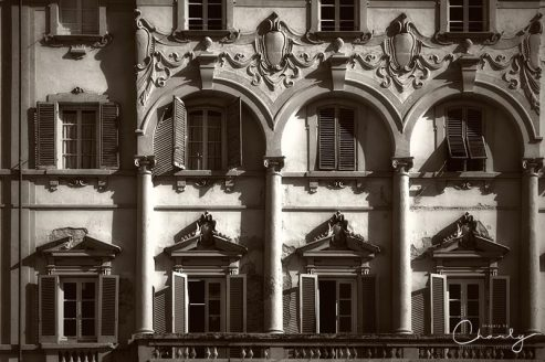 Architecture of Lucca © Prints of Italy™ | All Rights Reserved