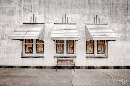 Art Deco Windows © Imagery by Charly™ | All Rights Reserved
