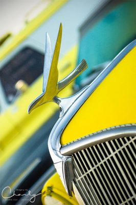 1935 Hudson Hood Ornament © Imagery by Charly™   All Rights Reserved