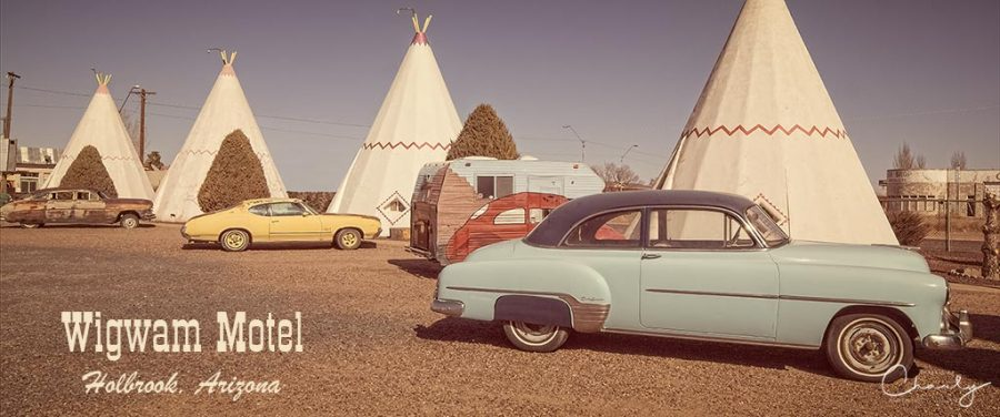 Wigwam Motel © Imagery by Charly™ | All Rights Reserved