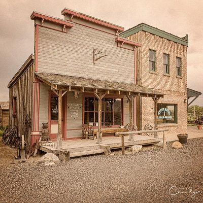 Ghost Town Gunsmith © Imagery by Charly™ | All Rights Reserved