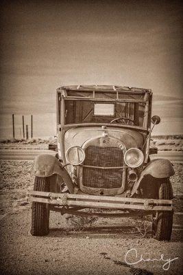 Jilted Jalopy © Imagery by Charly™ | All Rights Reserved