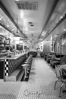 Route 66 Diner © Imagery by Charly™ | All Rights Reserved