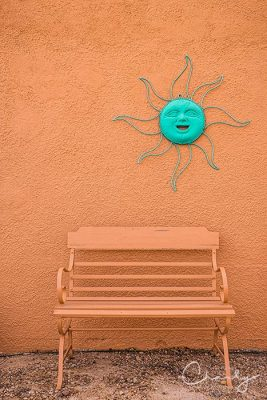Southwestern Bench © Imagery by Charly™ | All Rights Reserved