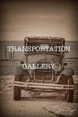 Transportation Gallery © Imagery by Charly™   All Rights Reserved