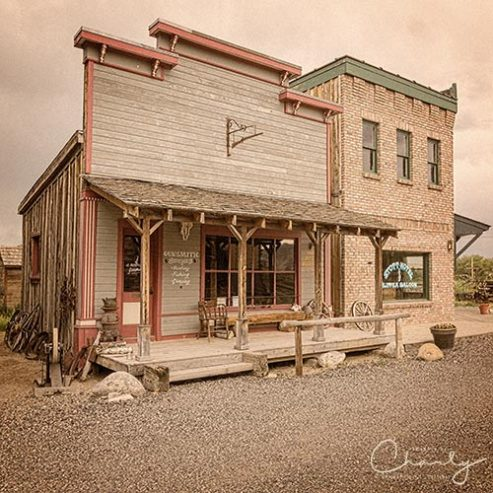 Ghost Town Gunsmith © Imagery by Charly | All Rights Reserved