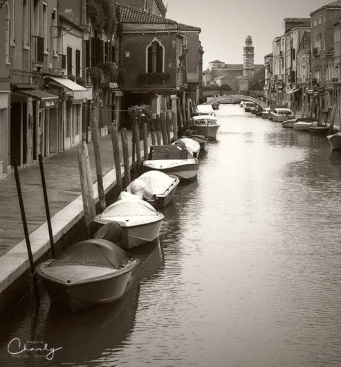 Line of Boats © Imagery by Charly™ | All Rights Reserved