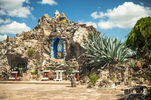 Our Lady of Lourdes Grotto © Imagery by Charly™ | All Rights Reserved