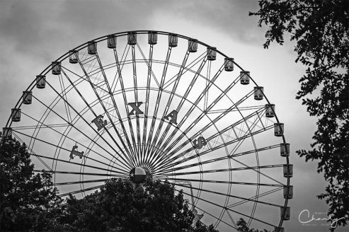 Texas Star in B&W © Imagery by Charly™   All Rights Reserved